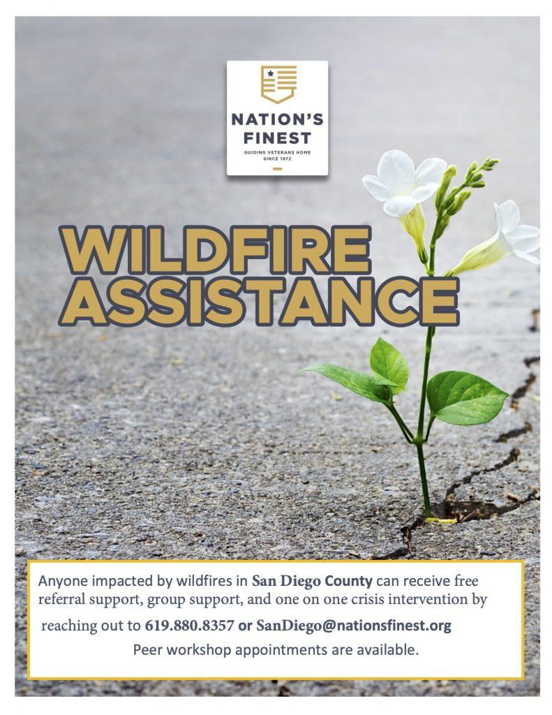 San Diego Nation's Finest Wildfire
